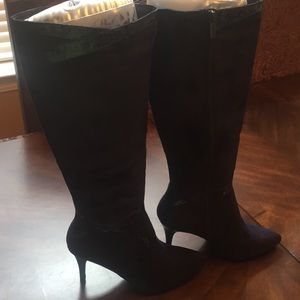 Boots, Navy, size 8.5